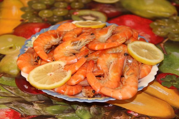 креветки рецепты приготовления с лимоном